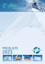 Preisliste 2021/2022